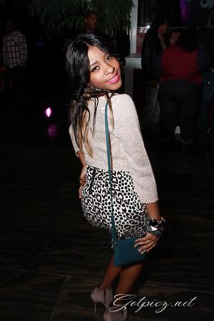 Nicki Minaj and Funk Flex at Club Ole Elizebeth NJ