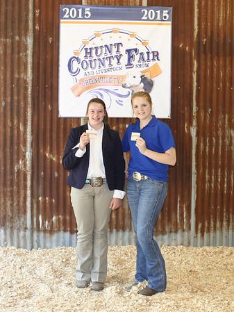 HCF Livestock Judging Contest