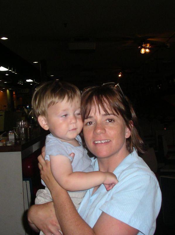 Proud aunt to Lucas.