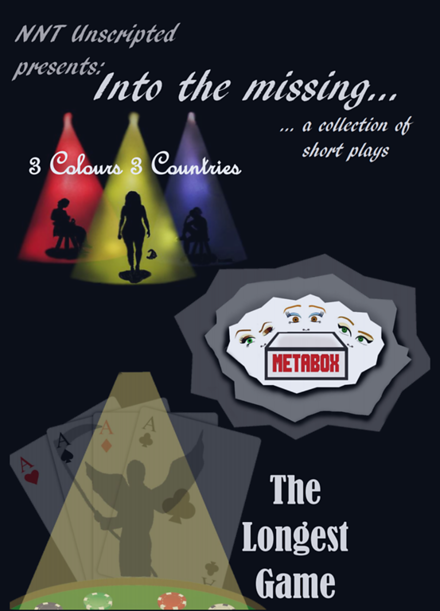 Into The Missing poster