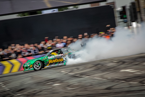 Red Bull Drift Shifters Liverpool 2018