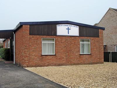 Community Church, 23-35 Barnes Road, Didcot, OX11 8JL