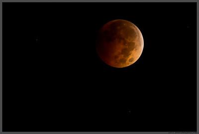 Lunar Eclipse  08OCT14