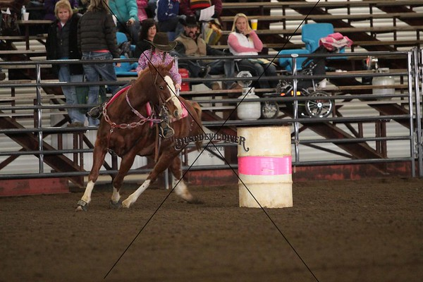 Hill Country Jr. Rodeo 5 Barrel