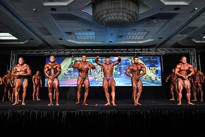 Men's Bodybuilding Open HW