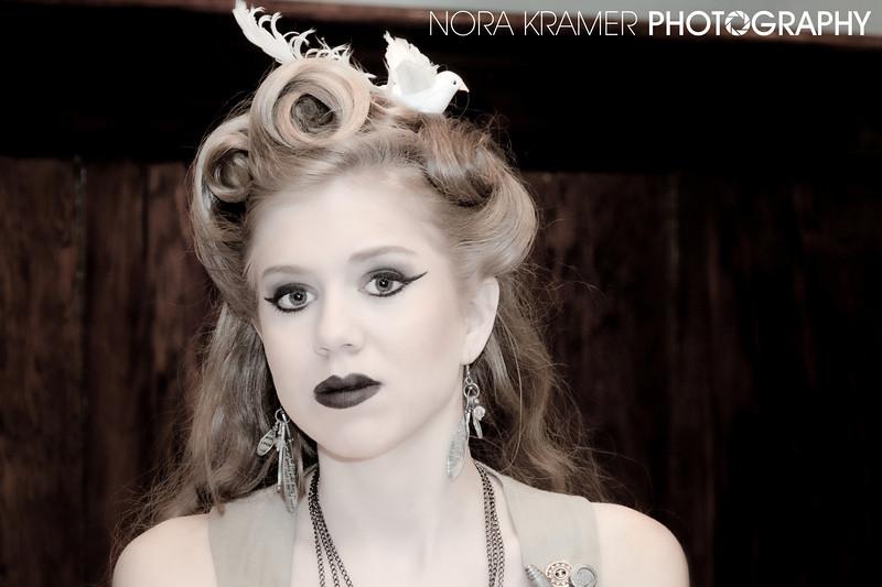 Model: Emily Fisher
