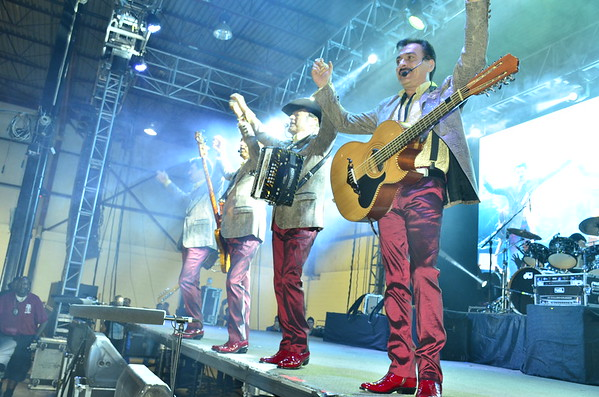 Tigres del norte - Gibraltar Center / Mayo 29