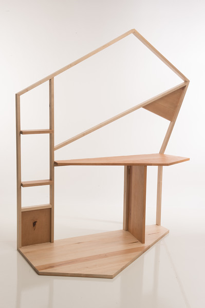 BSCene: Wood Design Student Award Winning Desk