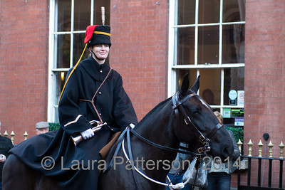 Freedom of the City Parade - 1st Regiment Royal Horse Artillery