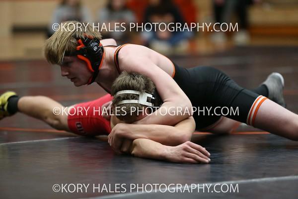 Junior Varsity-Odessa vs Oak Grove 1-14-20