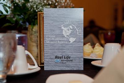 Reel Life International Banquet Nov 2017