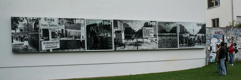 Monday, Oct 20 - Berlin Wall Memorial