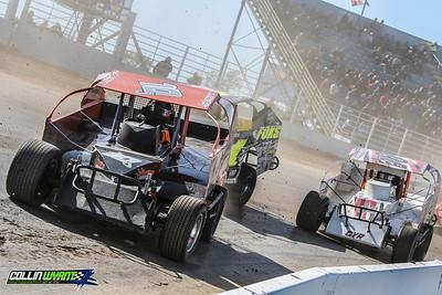 Super Dirt Week XLVIII - Billy Whittaker Cars 200 - Collin Wyant