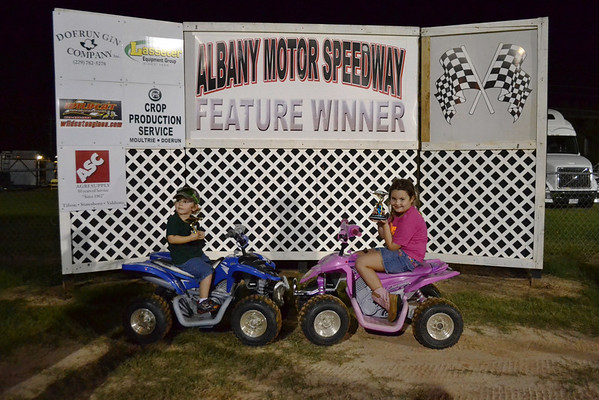 Power Wheels Race 9-1-12