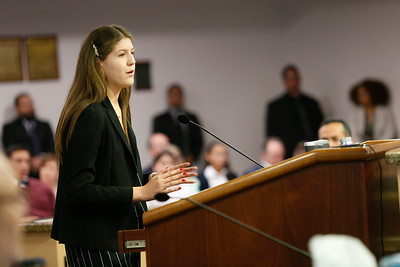 Lincoln students present budget findings to City Council