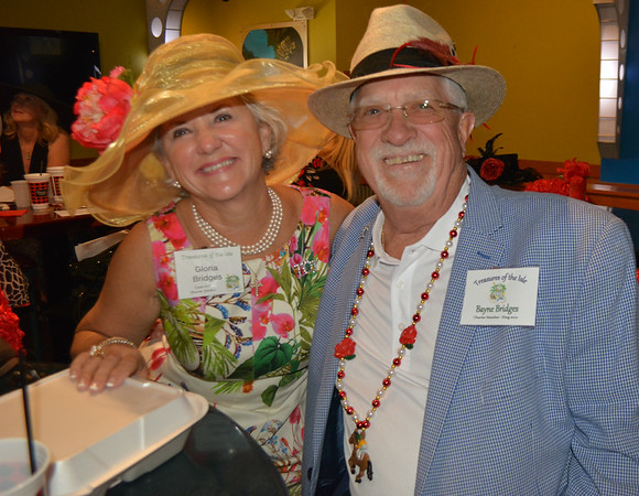 Treasures of Isle Kentucky Derby Party 2017