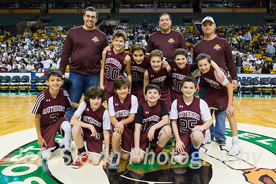 Southboro Youth Basketball TD Garden