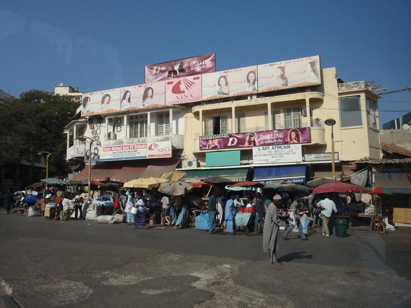 031_Dakar. The Busy Street and a Vibrant Market.jpg