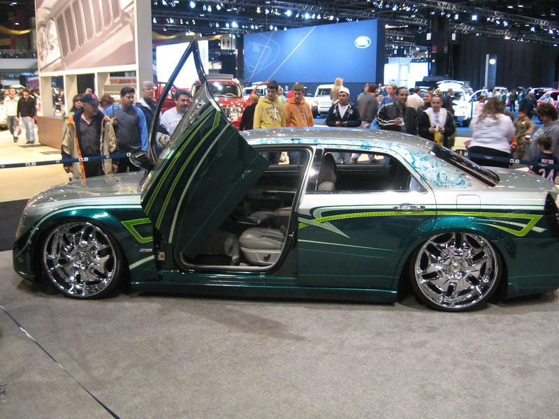 Custom DUB Chrysler 300C