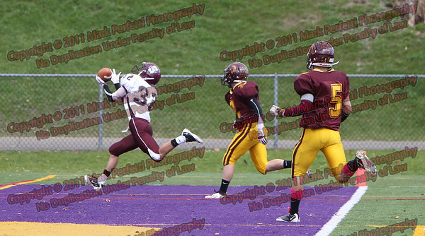 Fonda Fultonville Braves Football 2011