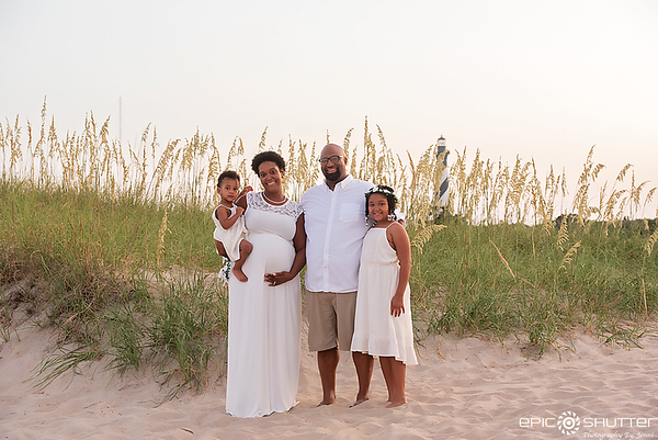 Buxton Family Vacation, Cape Hatteras Lighthouse Family Portraits, Family Beach Photos, Cape Hatteras National Seashore, Hatteras Island Photographers, Outer Banks Photographers, OBX Photographers, Epic Shutter Photography, Cape Hatteras Photographers