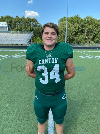 Canton High School Player Of The Week - Kale Shaw by Sarah Miller