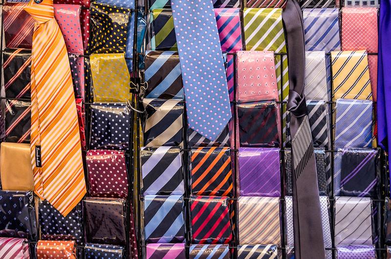 Silk Ties, Florence