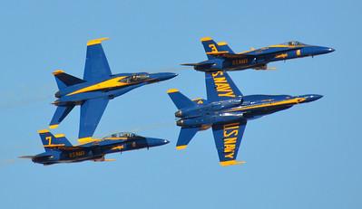 Blue Angels, El Centro, CA March 2, 2013