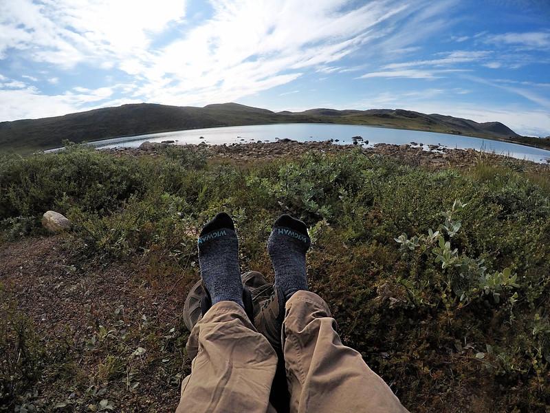 Wigwam socks for hiking