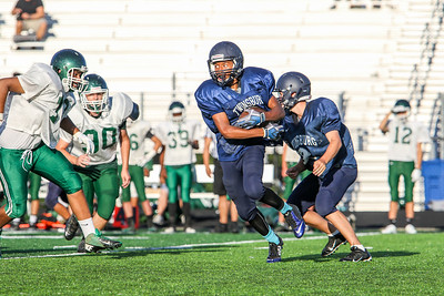 2015-08-20 ---Twinsburg  vs Strongsville  Football Scrimmage