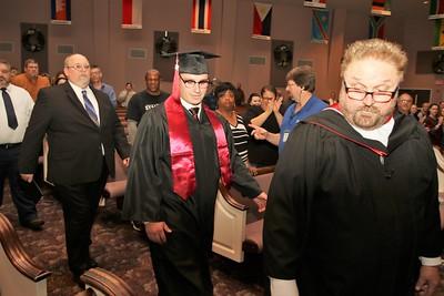 2017 SUM Graduation