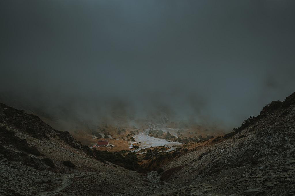 南湖大山攀登紀錄與建議 by 旅行攝影師張威廉 Wilhelm Chang