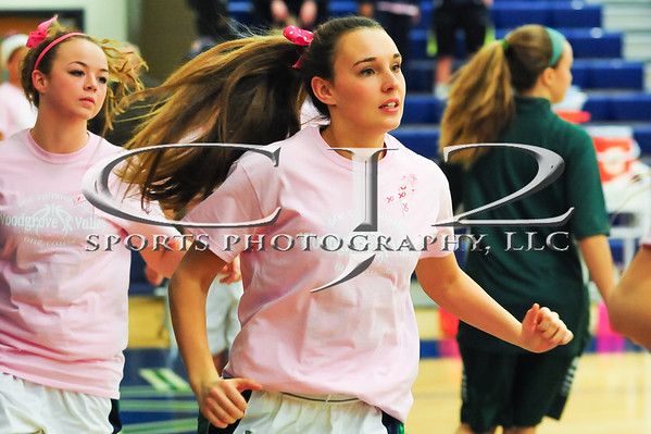 1-10-2014 Loudoun Valley at Woodgrove Girls Basketball (Varsity)