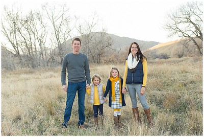 Planning Outfits for your Fall Family Session | Littleton CO Family Photographer