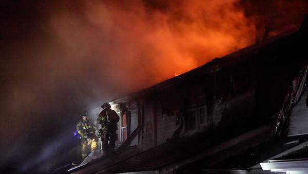 E. Main St. 2nd Alarm Fire (Waterbury, CT) 6/18/21