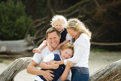 The Elrod Family 2015