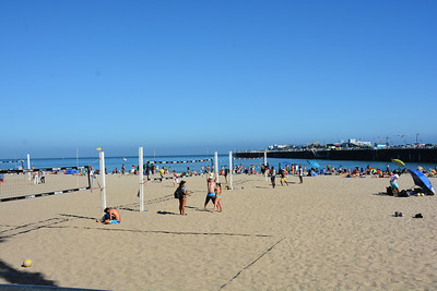 Santa Cruz Beach Boardwalk - California