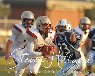 "Football – Freshman:  Stone Bridge vs Broad Run ""Battle of the Burn"" 9.19.2013 (by Steven Holland)"