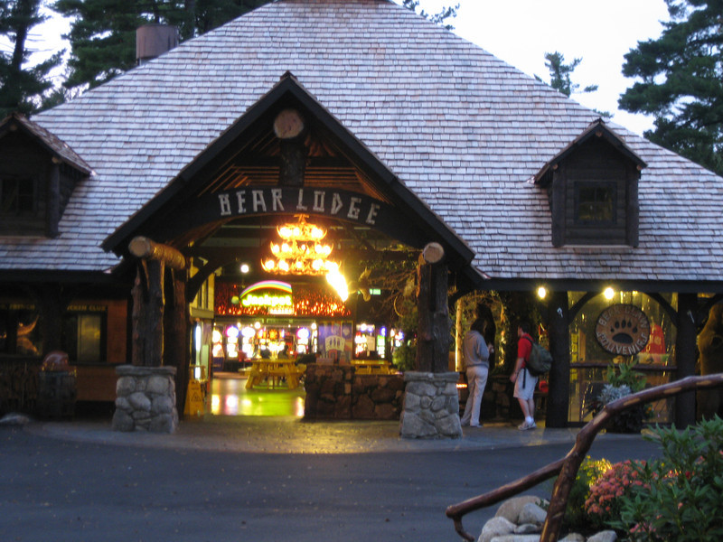Bear Lodge.