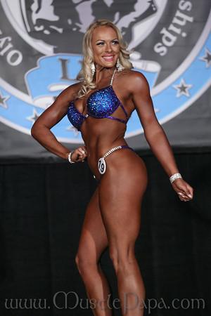 Bikini Division Finals
