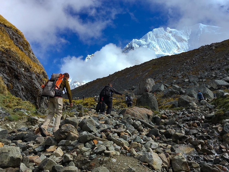 South America Adventure Salkantay Hike Peru