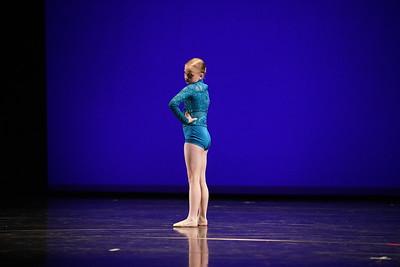 138 Ruby Fox Expressions Dance JJIA - Ruby Blue