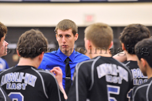 Lincoln-Way East Sophomore Boys Volleyball (2013)