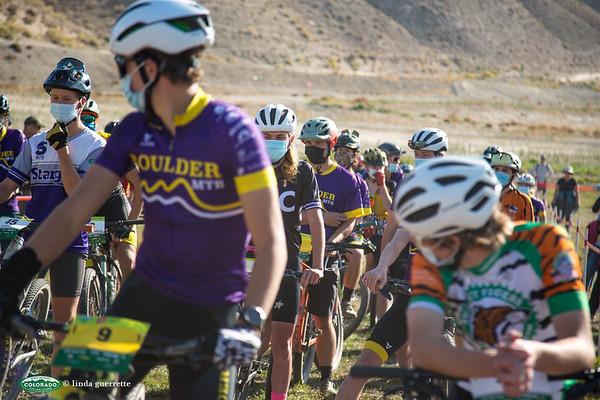 2021 Yampa Region - Eagle Haymaker XC Race - Varsity Boys