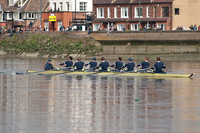 The Boat Race, London