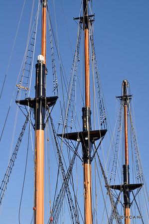 2014.10.30 Rig and Shipwright progress