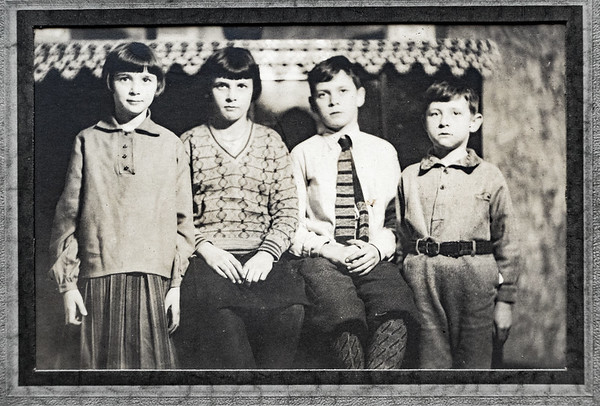 Lebo Children_Childhood_Somerset PA Early 20s