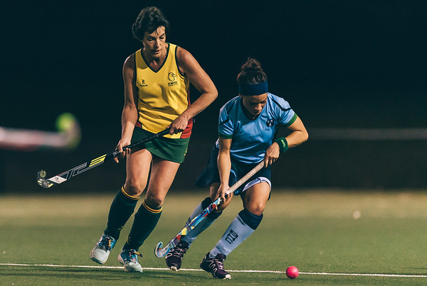 Hockey Victoria 2018 Women's Masters 35+BSE Grand Final