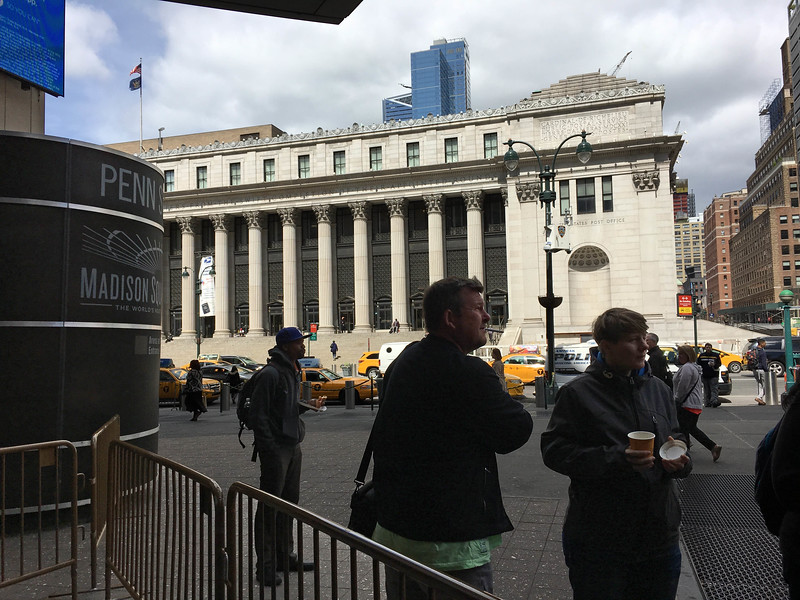 James A. Farley Post Office Building, 8th Ave, 33rd St.