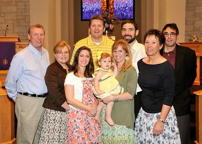 Christening March 2012